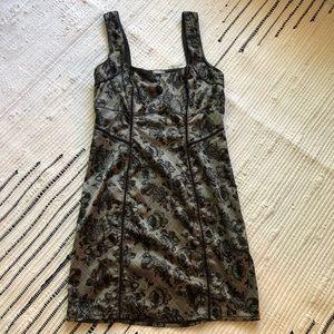 Grey FP mini dress